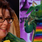 My Celebrity Life – Sue Perkins was revealed as Dragon on Saturday Picture ITV