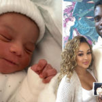 My Celebrity Life – Marcel Somerville shared the first photo of his baby son Picture Instagram