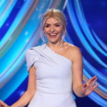 My Celebrity Life – Holly Willoughby shared a lovely anecdote as she turned 40 today Picture Matt FrostITVREX