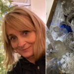 My Celebrity Life – Louise Minchins Christmas tree has come down after three months Picture InstagramTwitter