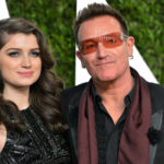 My Celebrity Life – Eve Hewsons famous dad is Bono from U2 Picture WireImage