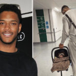 My Celebrity Life – Love Island star Theo Campbell has become a father Picture REXInstagram