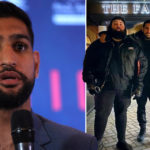 My Celebrity Life – Amir Khan accused of breaking lockdown rules with 230mile round trip to Coventry Picture GettyInstagram