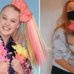 My Celebrity Life – JoJo Siwa and her girlfriend Kylie are completely smitten Picture Instagram