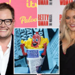 My Celebrity Life – Masked Singer guest judge Alan Carr certain Sausage is Sheridan Smith Picture RexGettyITV