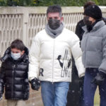 My Celebrity Life – Simon Cowell enjoyed a family walk with girlfriend Lauren Silverman and son Eric Picture Splash