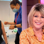 My Celebrity Life – Ruth Langsford revealed she had had her coronavirus vaccine Picture Ruth LangsfordInstagramRex