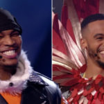 My Celebrity Life – Aston performed one of NeYos songs when he was disguised as Robin Picture ITV