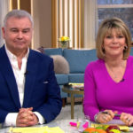 My Celebrity Life – Eamonn and Ruth returned to This Morning for todays show Picture ITV