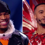My Celebrity Life – Aston performed NeYos Closer while his idol stood in the wings Picture ITV
