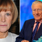 My Celebrity Life – Nick Hewer has congratulated his replacement Anne Robinson Picture GettyChannel 4