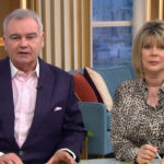 My Celebrity Life – Eamonn Holmes has been defended by Peter Andre after he was accused of fatshaming wife Ruth Langsford on air Picture ITV