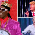 My Celebrity Life – Drag Race stars have put on some memorable performances on Snatch Game Picture BBCVH1