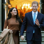 My Celebrity Life – Prince Harry and Meghan Markle have sat down for an interview with Oprah Winfrey set to air next month Picture EPA