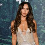 My Celebrity Life – Megan Fox has denied writing the fake post about wearing masks Picture Getty