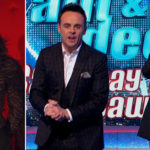 My Celebrity Life – Olly Alexander joined Ant and Dec for Saturday Night Takeaway Picture ITV