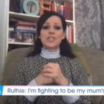 My Celebrity Life – Ruthie is campaigning for essential family carers to be allowed to visit loved ones Picture ITVREX