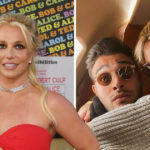 My Celebrity Life – Britney Spears and Sam Asghari cuddled up on a private jet on their way to Maui Picture InstagramGetty Images
