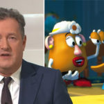 My Celebrity Life – Piers Morgan is fuming over gender neutral Potato Head toys Pictures Rex