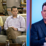 My Celebrity Life – Charlie Sheen lost his job on Two and a Half Men during this period Picture Rex