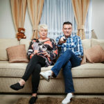 My Celebrity Life – Jenny and Lee are said to be returning for the new series Picture Jude EdgintonChannel 4