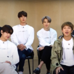 My Celebrity Life – BTS are thankful to have each other to navigate fame with Picture YouTubeApple Music
