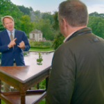My Celebrity Life – The roadshow visited Wales on Sundays show Picture BBC