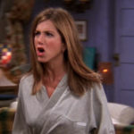 My Celebrity Life – Friends fans are not here for the Jennifer Aniston tic video Picture Netflix
