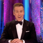 My Celebrity Life – Anton proved a hit as a Strictly judge Picture BBC