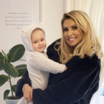 My Celebrity Life – Mrs Hinchs mum was first to realise she was pregnant Picture Instagram