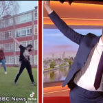 My Celebrity Life – Dan set up the morning with a laugh Picture BBC