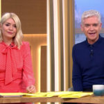 My Celebrity Life – Phillip had to separate the two in the heated debate Picture ITV