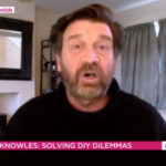 My Celebrity Life – Nick appeared on Lorraine to talk about the latest Big Build Picture ITV