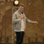 My Celebrity Life – Curtis Pritchards Stand Up And Deliver routine was definitely interesting Picture Channel 4