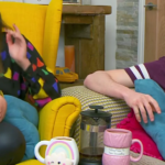 My Celebrity Life – Goggleboxs Pete Sandiford appears on the show with his sister Sophie Picture Channel 4