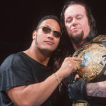 My Celebrity Life – Dwayne Johnson has the Dead Mans support Photo WWE