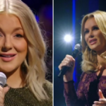 My Celebrity Life – Sheridan Smith and Amanda Holden shared the stage Picture BBC