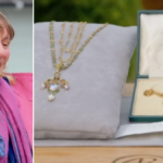 My Celebrity Life – A woman brought her two necklaces in to be valued Picture BBC