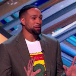 My Celebrity Life – Ashley Banjo disagreed with Christopher Dean after Matt Richardsons routine Picture ITV