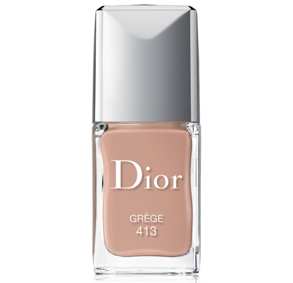 Dior Vernis Couture Colour Gel Shine Long Wear Nail Lacquer in Grege