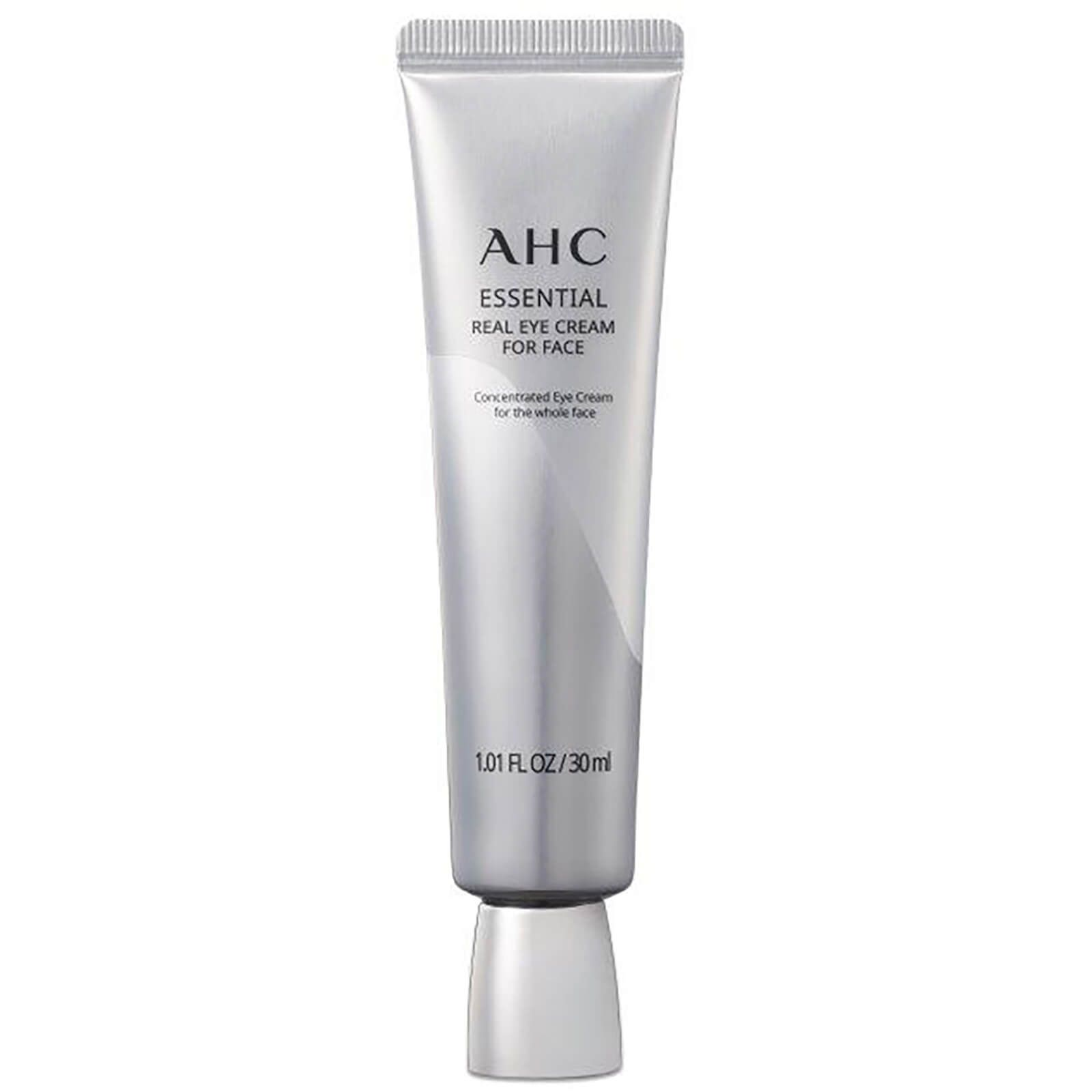 My Celebrity Life – AHC Hydrating Essential Real Eye Cream for Face