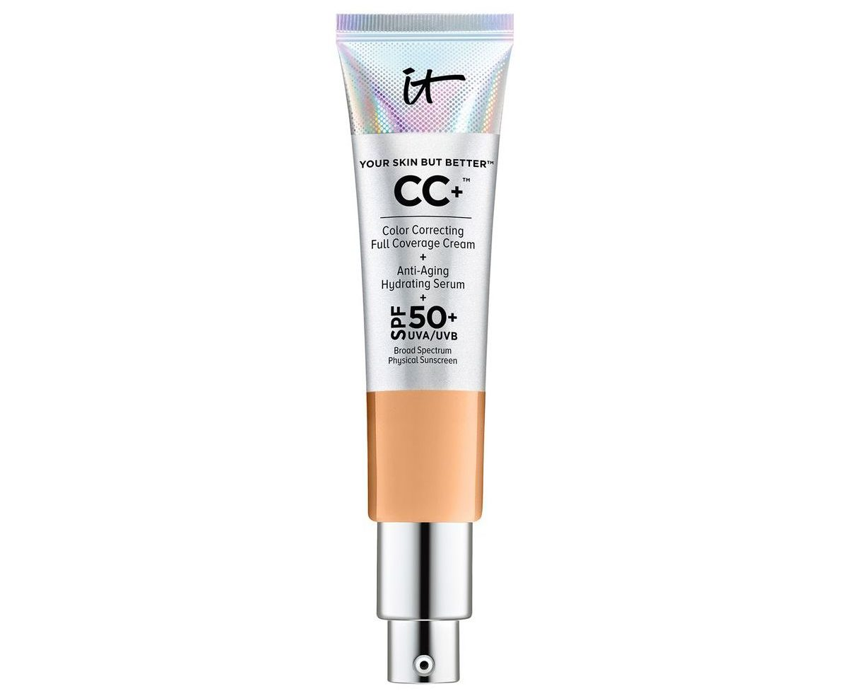 My Celebrity Life – It Cosmetics CC+ Cream With SPF 50+