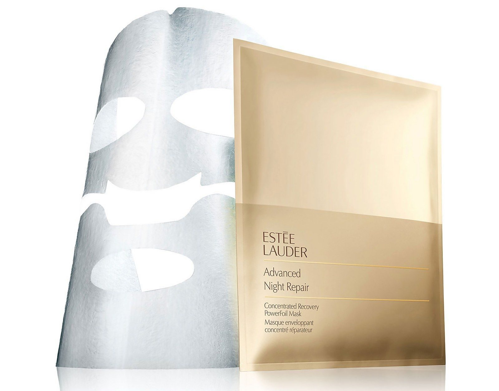 My Celebrity Life – Estée Lauder Advanced Night Repair Concentrated Recovery PowerFoil Mask 4 masks
