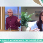 My Celebrity Life – Beverley doesnt regret not clapping for Sir Tom Picture ITV