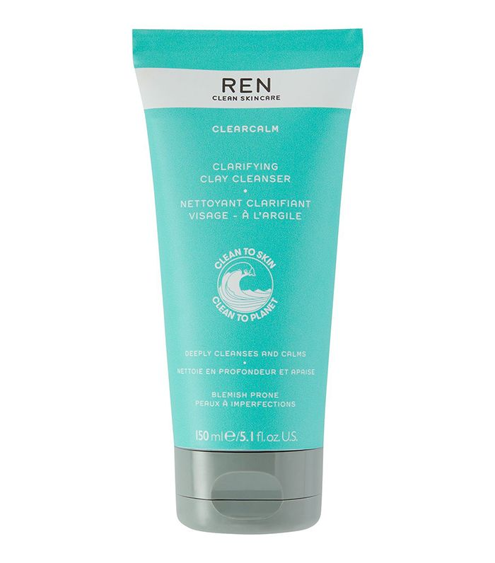 My Celebrity Life – Ren Clean Skincare Clearcalm 3 Clarifying Clay Cleanser