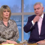My Celebrity Life – Eamonn couldnt help but poke fun at the complaints Picture ITV