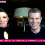 My Celebrity Life – Faye and Hamish will transform into Prince William and Kate Picture ITV