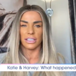 My Celebrity Life – Katie Price will never be able to run again after breaking both of her feet Picture ITV