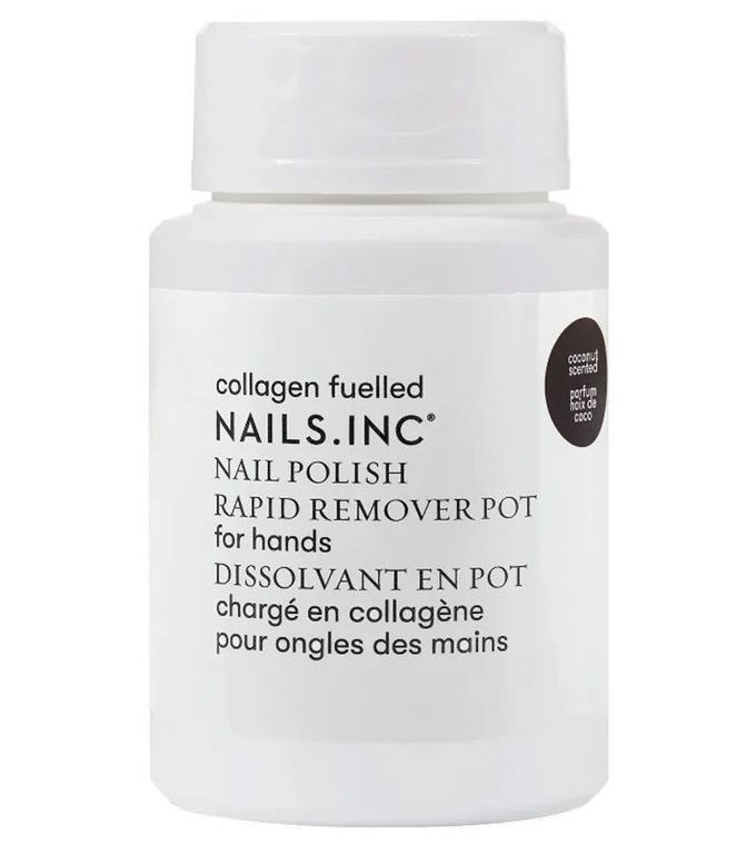 My Celebrity Life – nails inc Nail Polish Remover Pot Powered By Collagen