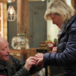 My Celebrity Life – David got down on one knee Picture BBC